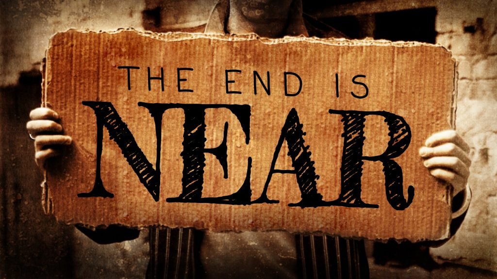 The End Is Near (May 16, 2021)